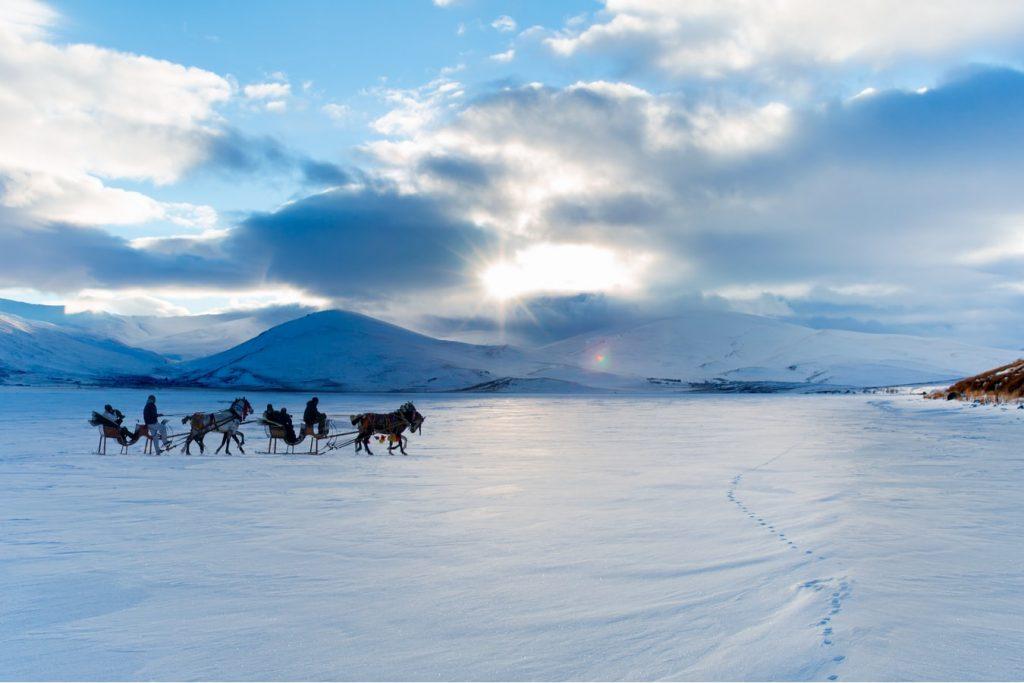 Kars Çıldır Gölü
