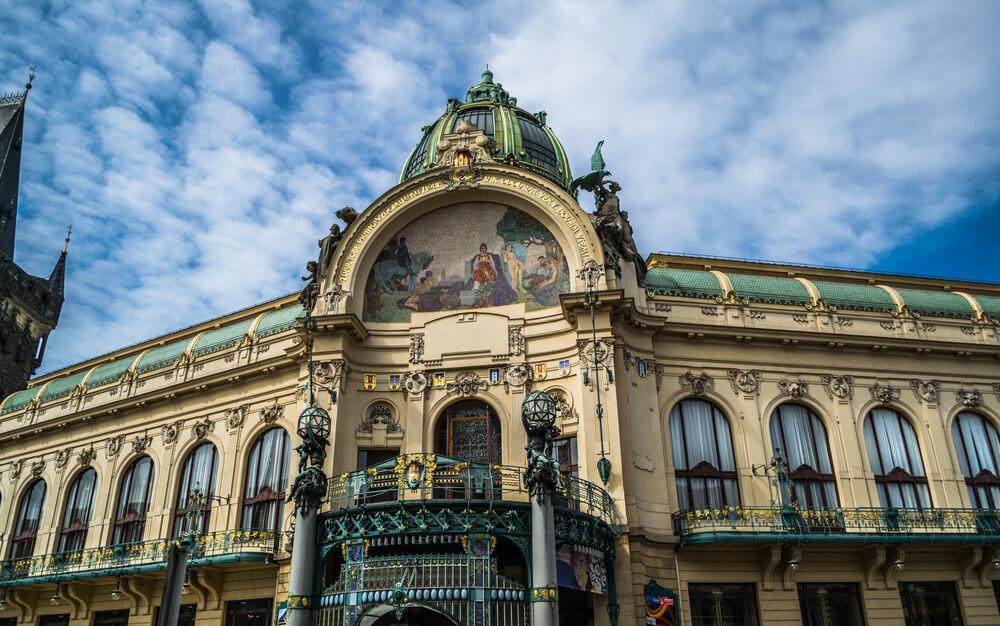 Prag Belediye Binası