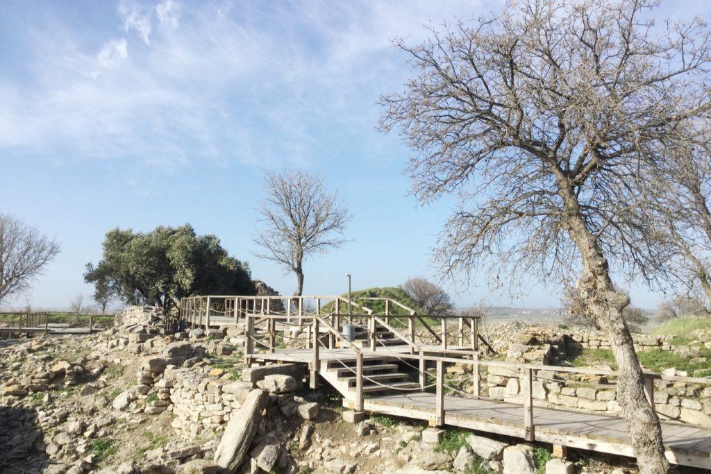 Çanakkale Truva Antik Kenti